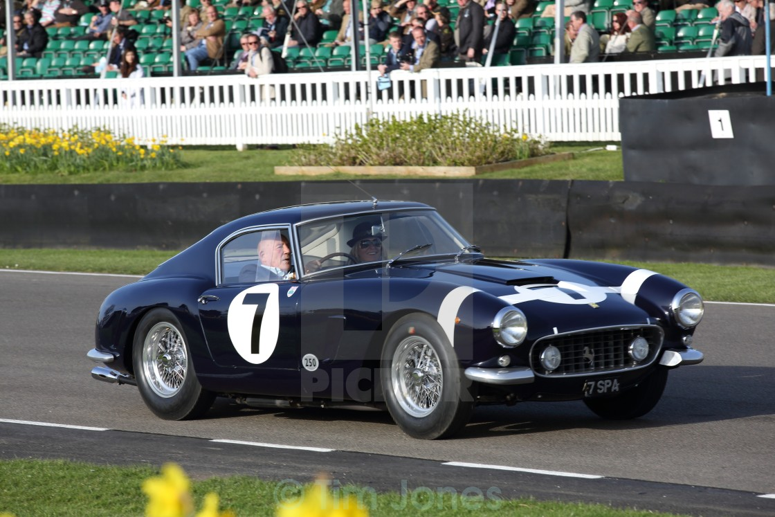 """""""Stirling Moss"""" stock image"""