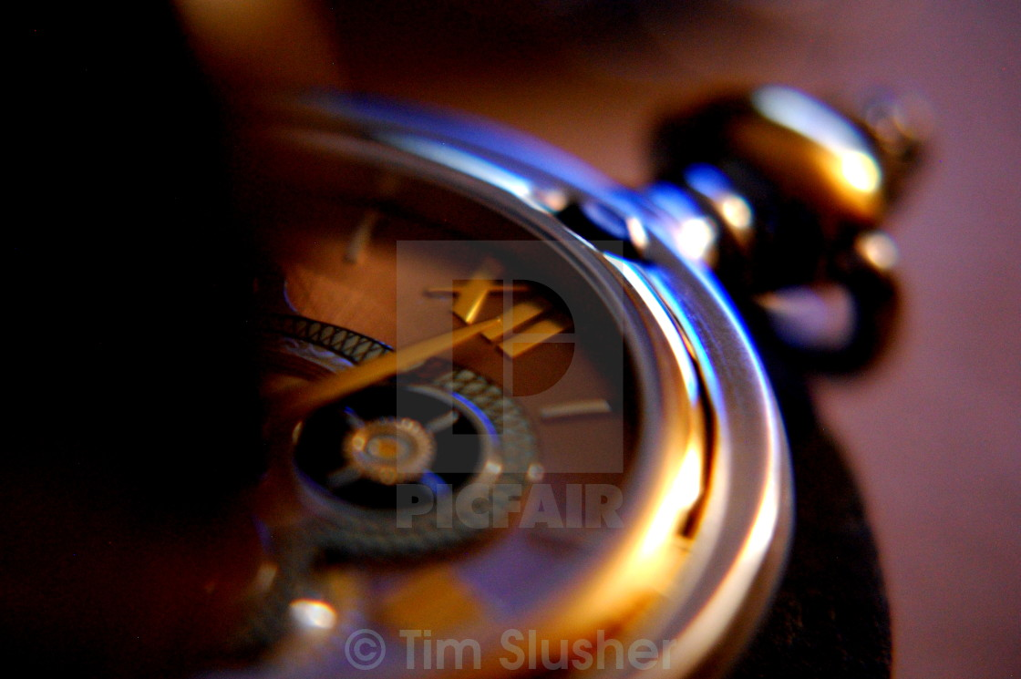 """12 O'Clock High"" stock image"