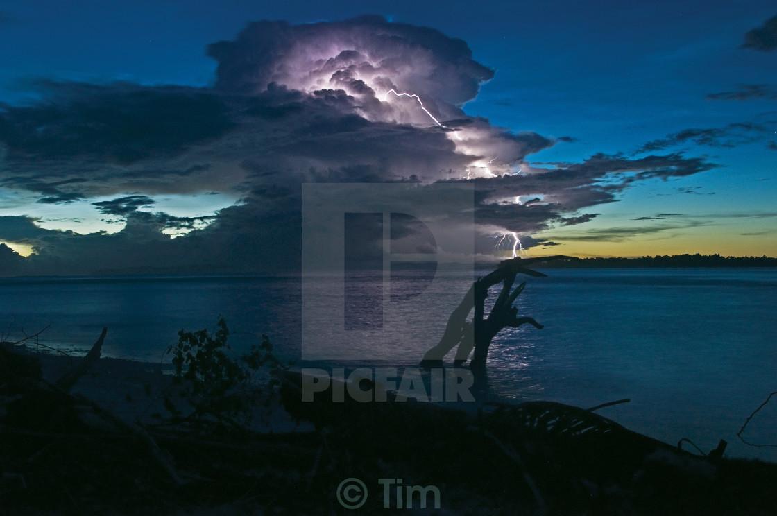 """Thunderhead"" stock image"