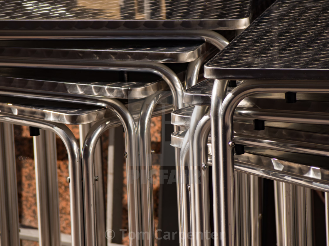 Stacked Tables   License, Download Or Print For £6.20 ...