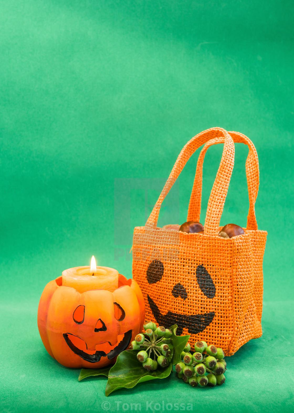 """Halloween Greetings"" stock image"