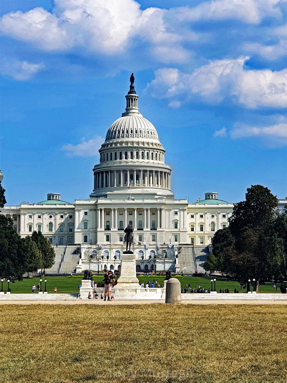 """Capitol Hill Washington"" stock image"
