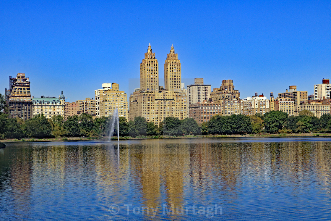 """""""Central Park"""" stock image"""