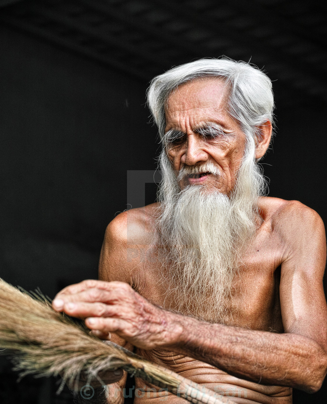 the old man makes broom license for 12 40 on picfair