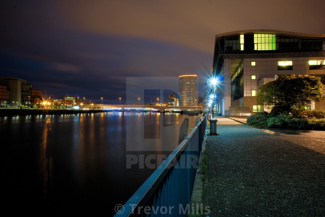 """Sailortown Belfast"" stock image"