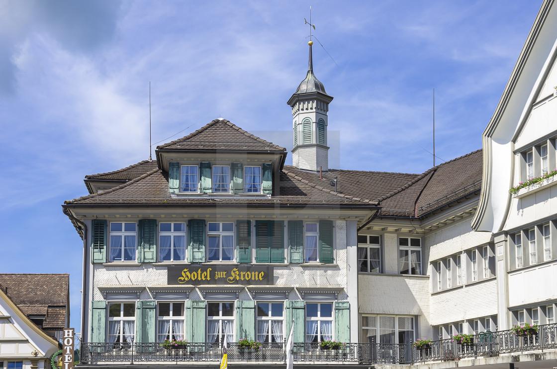 Hotel Zur Krone Gais Appenzell Ausserrhoden Switzerland