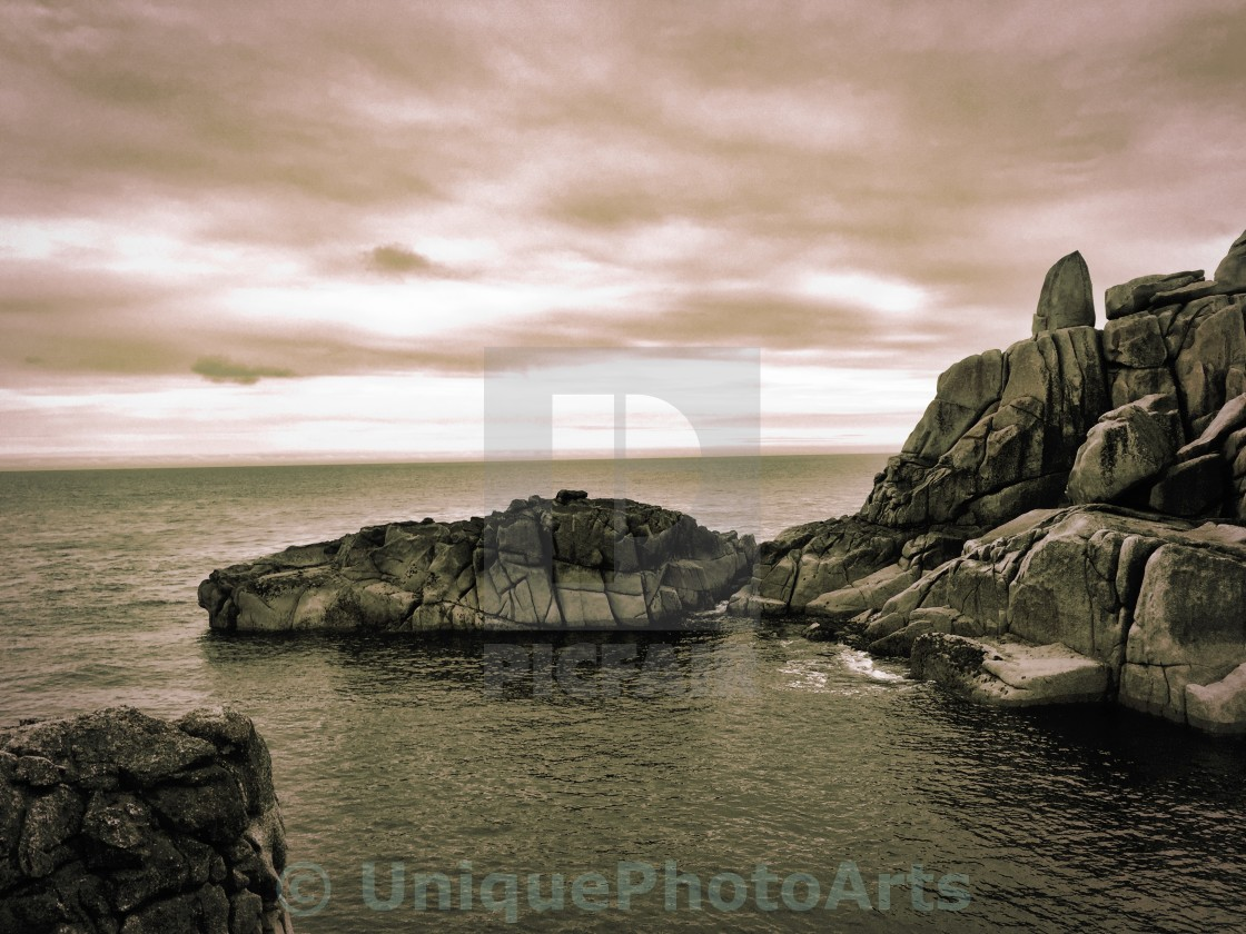 """Rock Formations"" stock image"