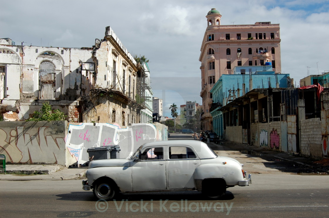 """Havana views"" stock image"