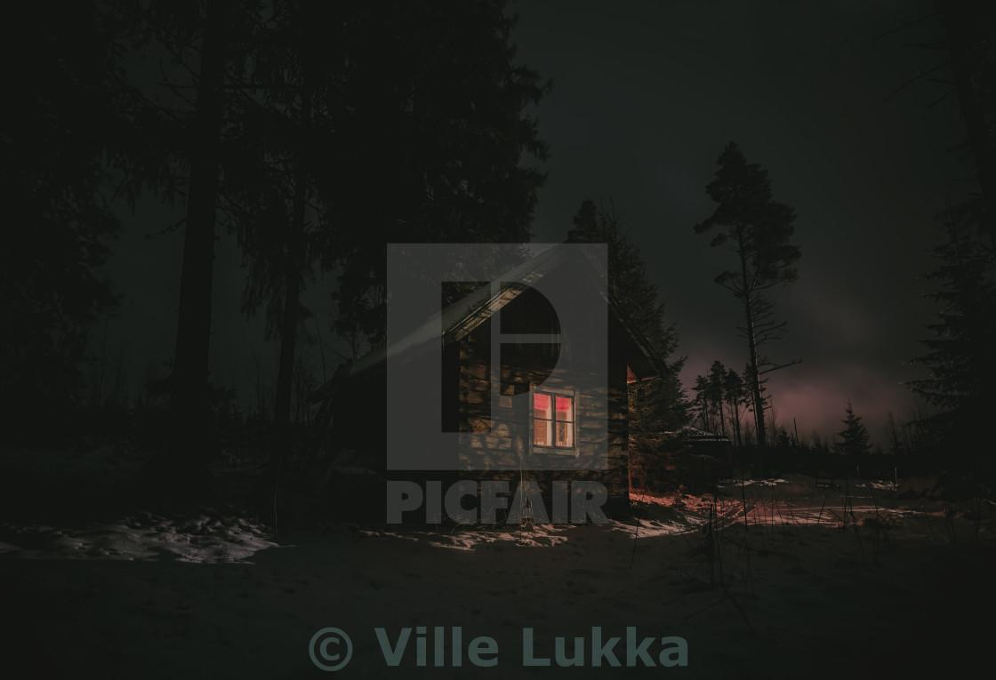 """""""Sauna"""" stock image"""