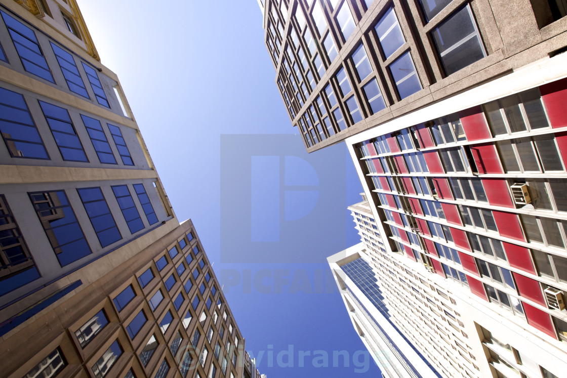 """Business Office Block"" stock image"