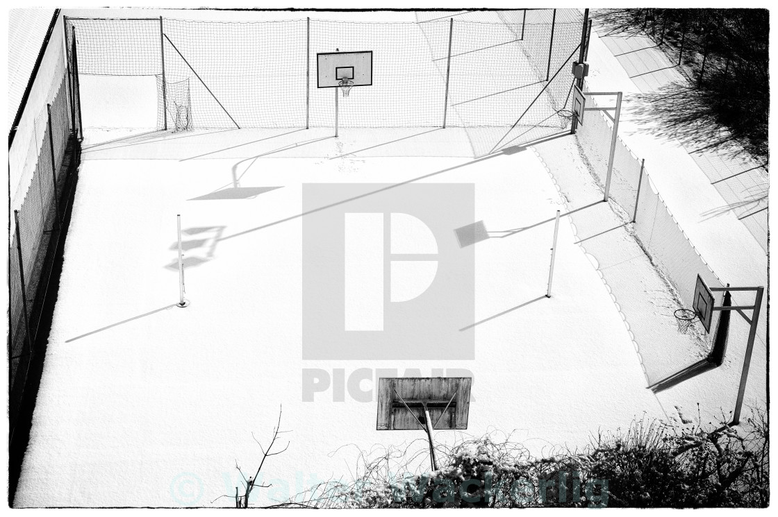 """Sports ground"" stock image"