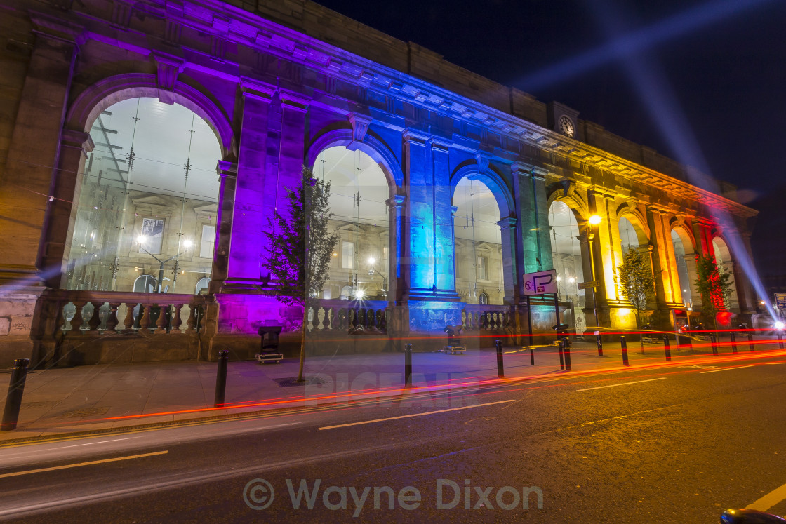 """Central Station Pride"" stock image"