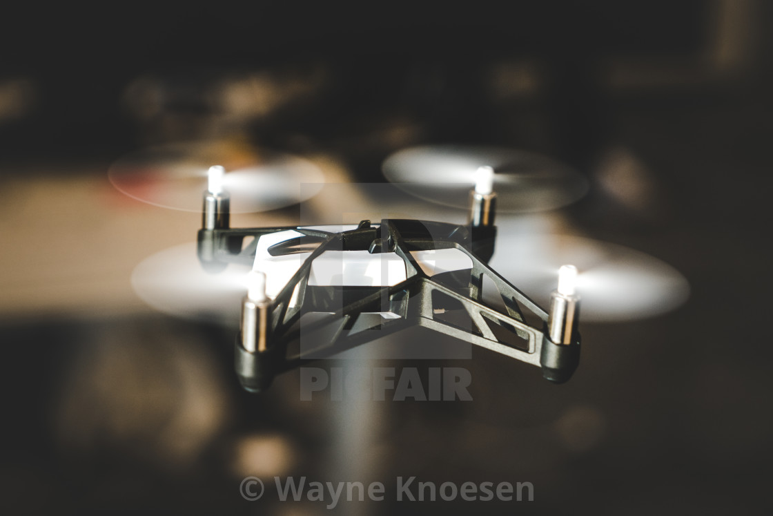 """Small Drone"" stock image"