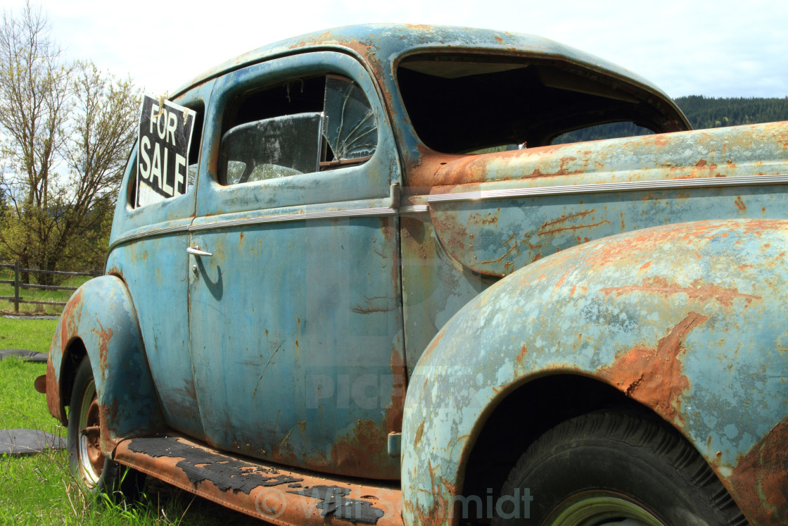 Old Car For Sale >> Old Car For Sale License Download Or Print For 6 20