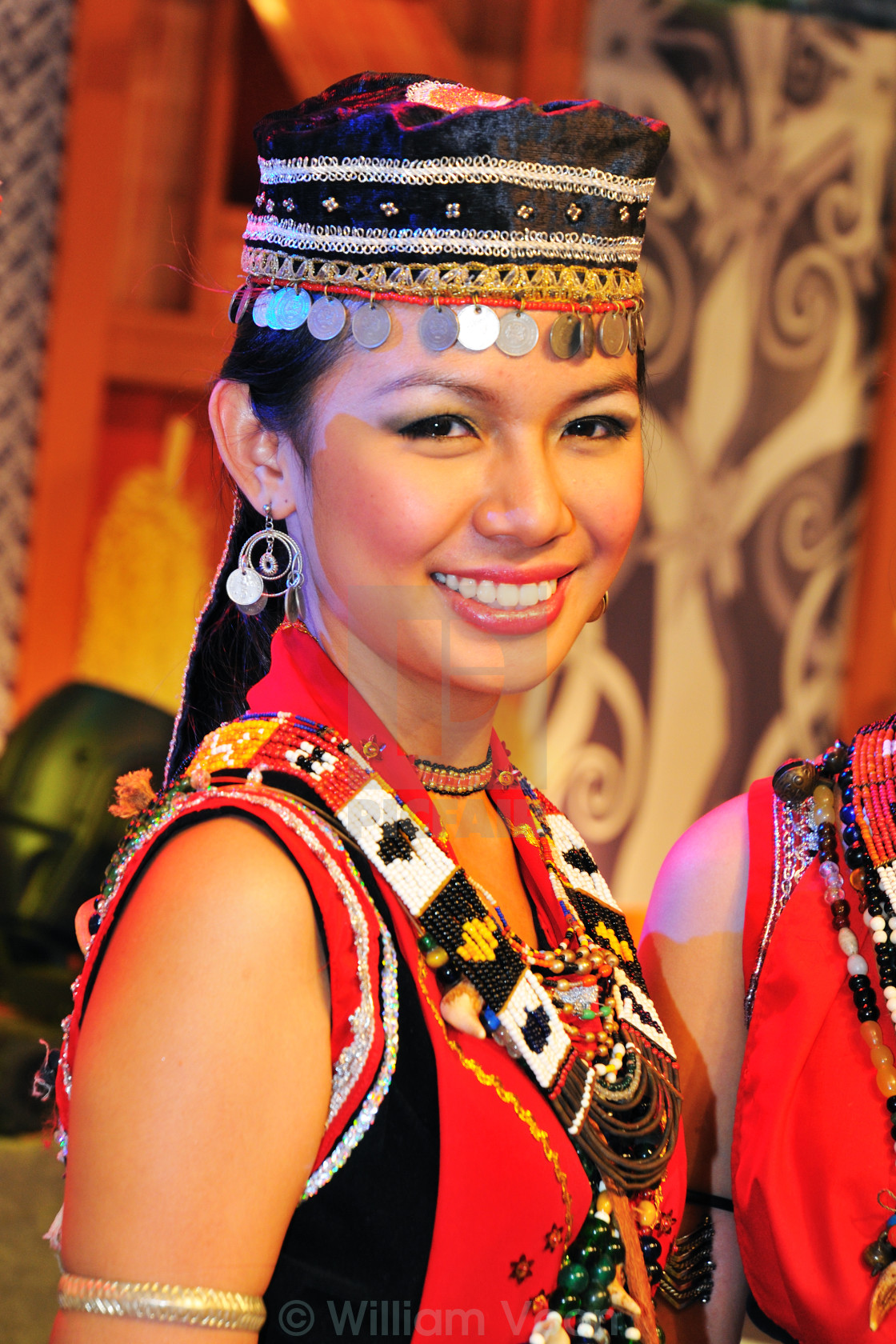 Cute Bidayuh Girl License Download Or Print For 12 40 Photos Picfair