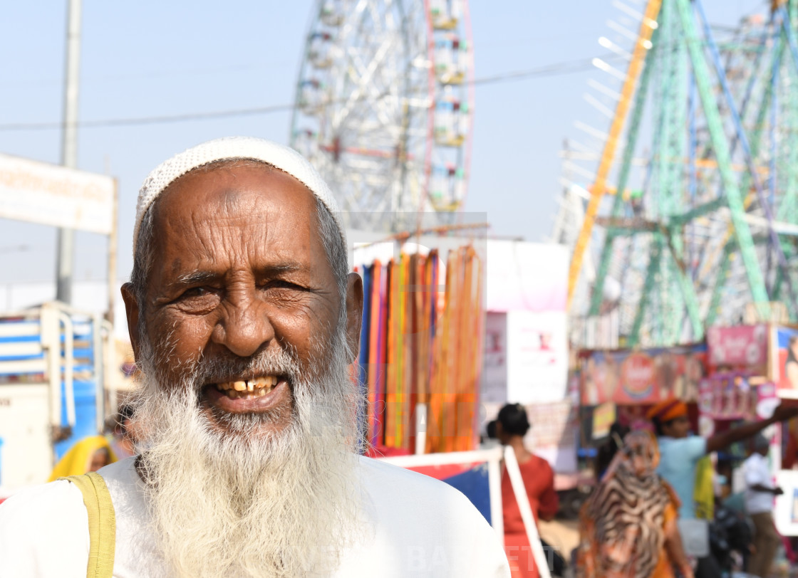 """Pushkar Camel fair"" stock image"