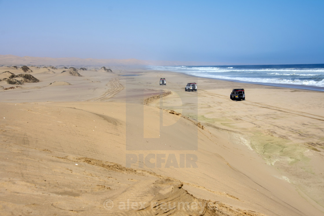 the namib drive to sandwich harbour