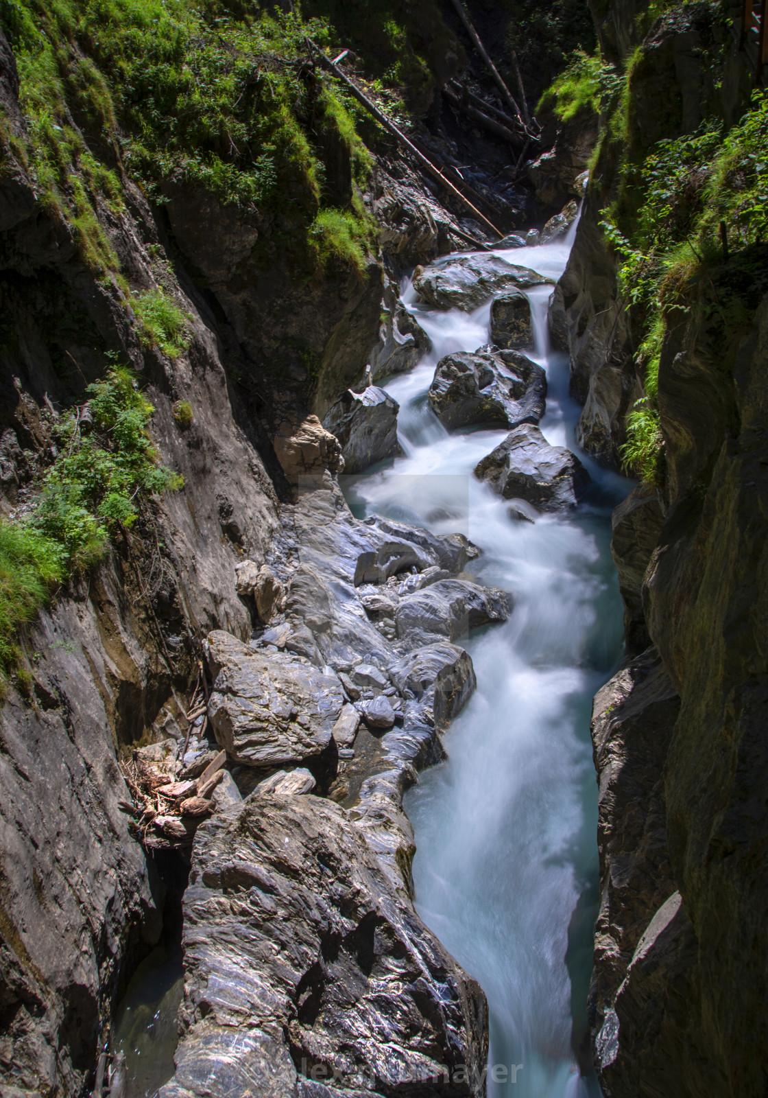 wild waters - kitzlochklamm