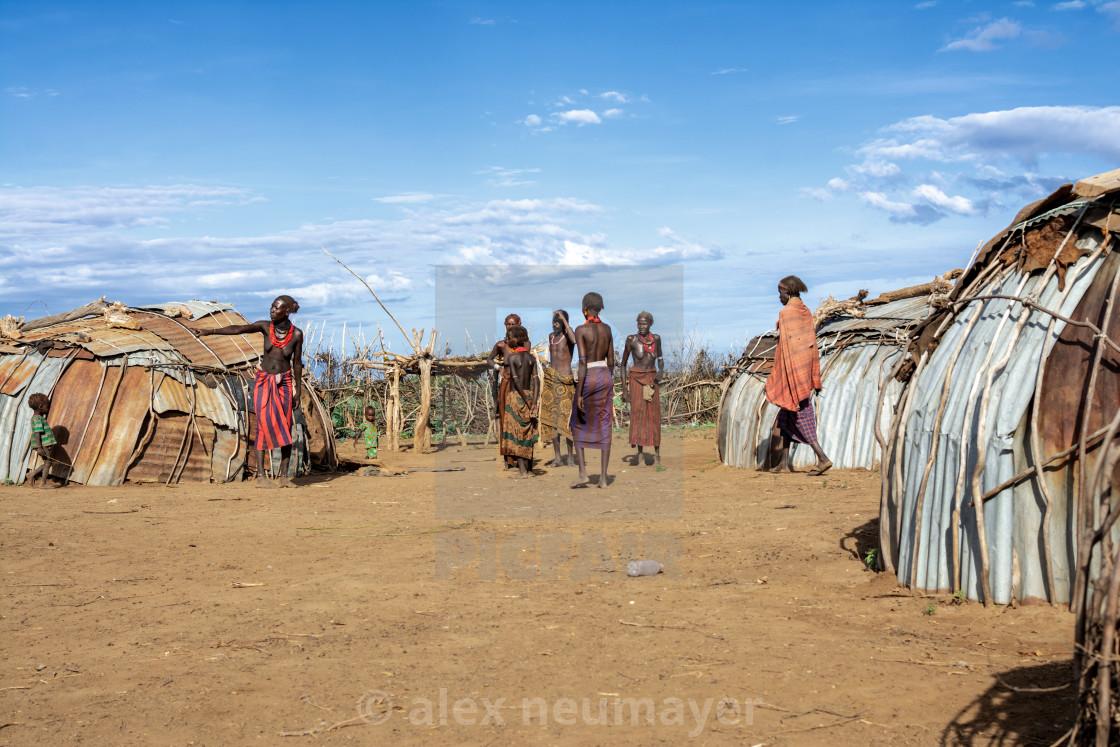dassenech tribe in south omo valley