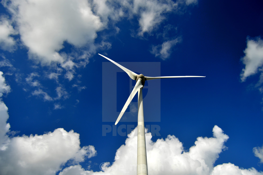 """Wind"" stock image"