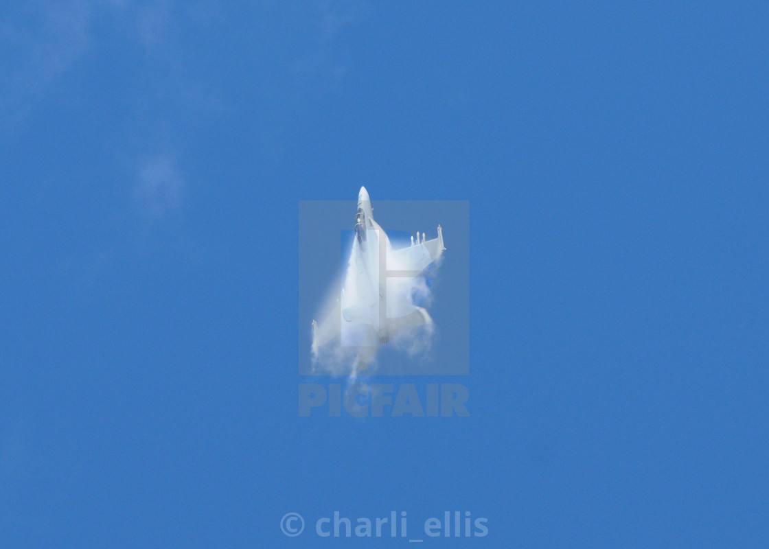 """Ghost Jet_02"" stock image"