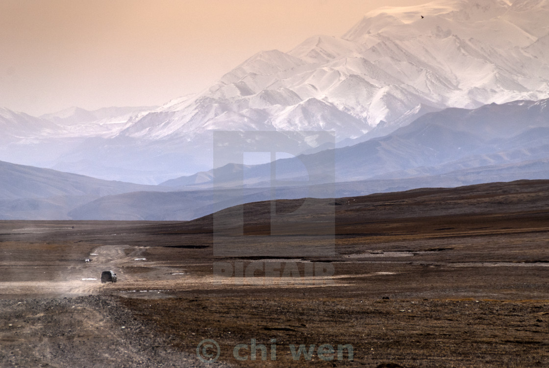 """Road to the Animaqing Kamiyama"" stock image"