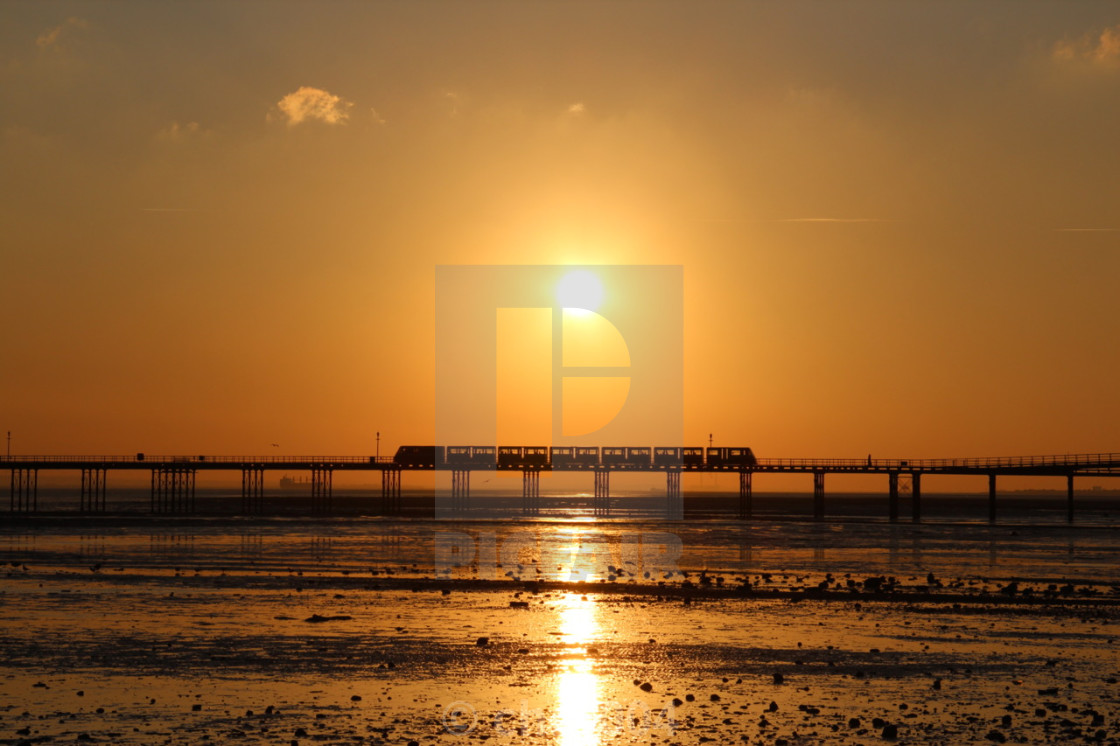 """Southend-on-Sea"" stock image"