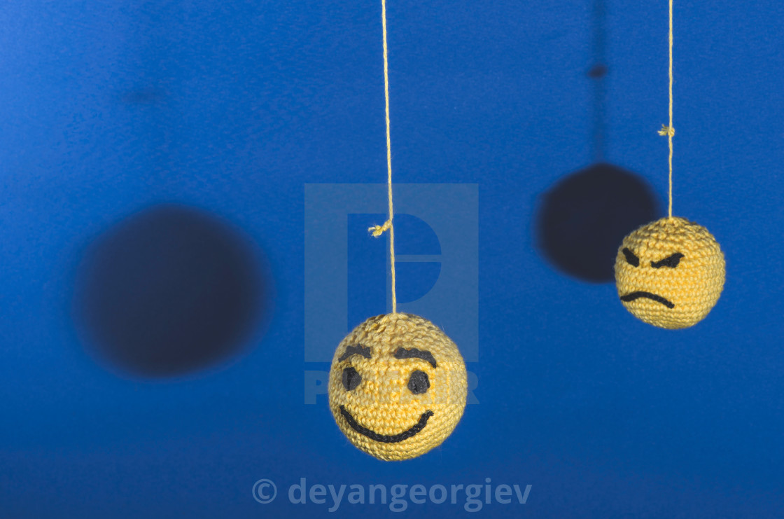 Knitted emoticons - License, download or print for £3 72