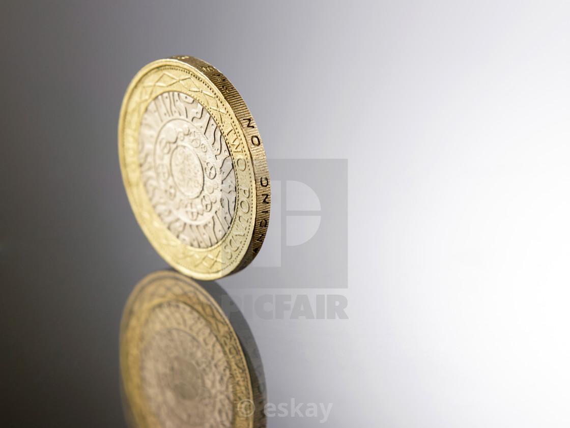 """""""two pound"""" stock image"""