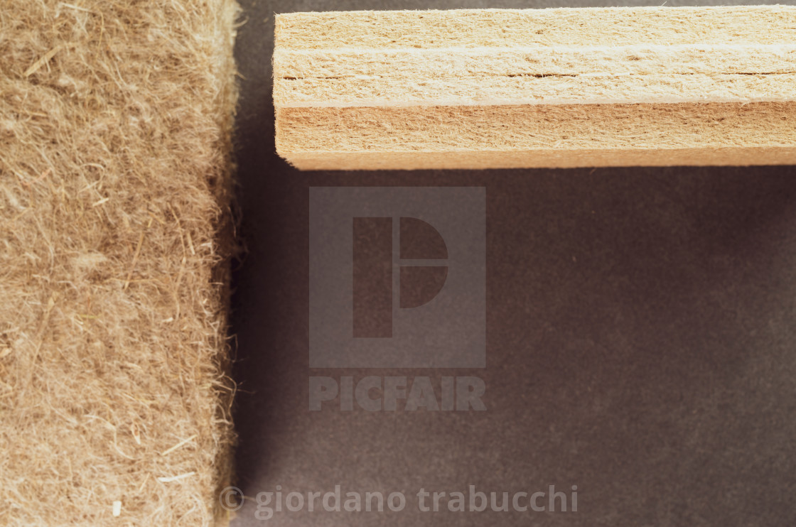"""energy savings insulation materials"" stock image"
