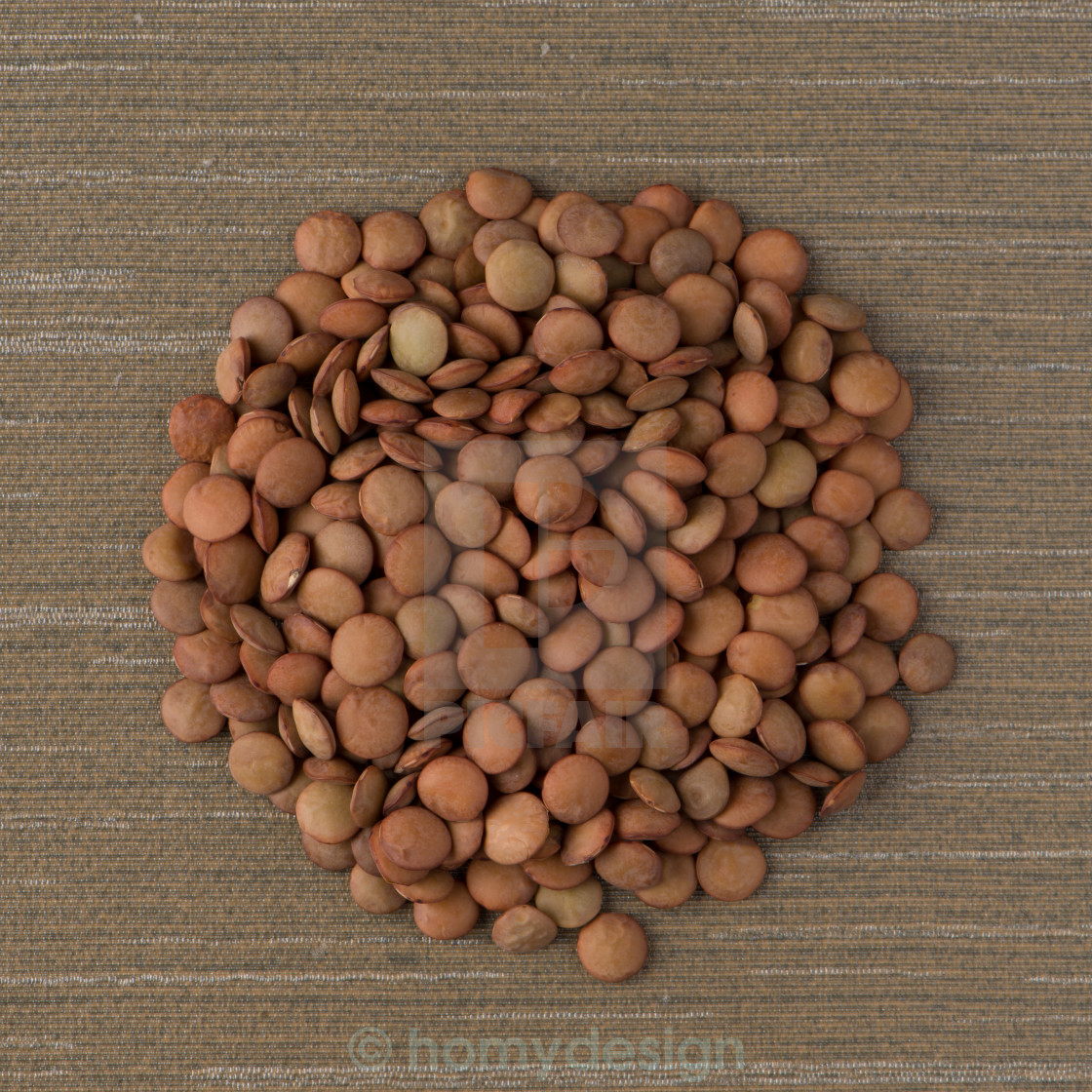Circle of lentils - License, download or print for £9 99