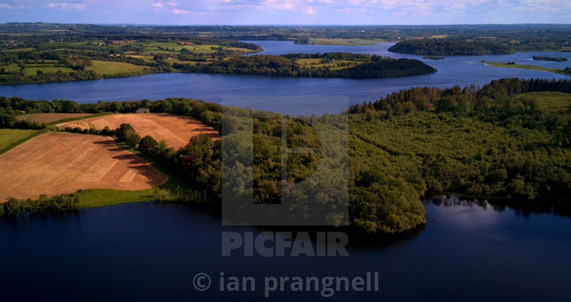 """""""Aughnacliffe in Co Longford in Ireland"""" stock image"""