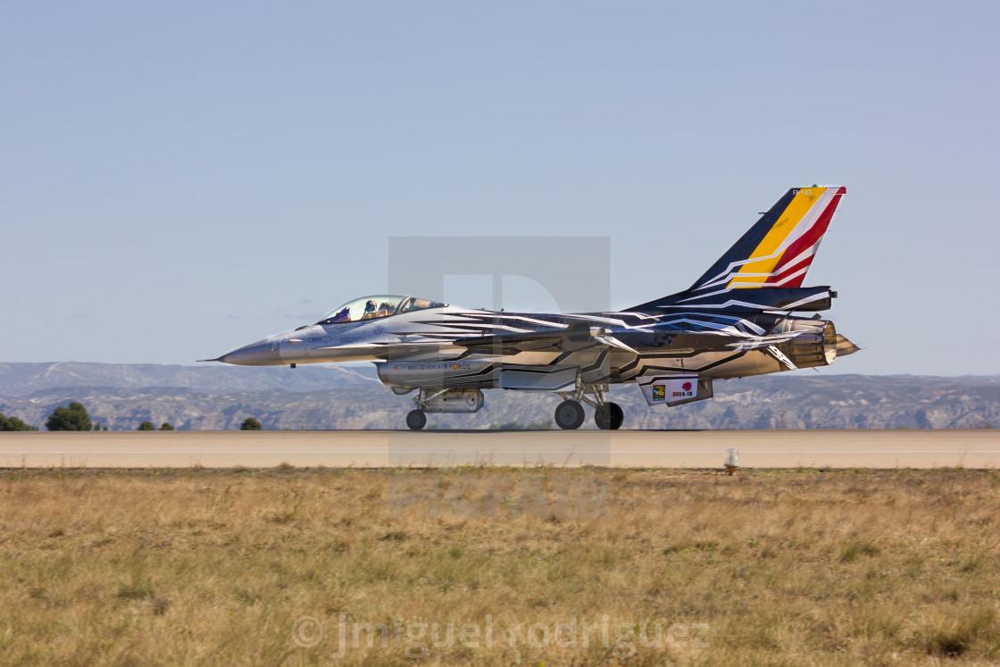 F16, Belgium Air Force - License, download or print for £9 92