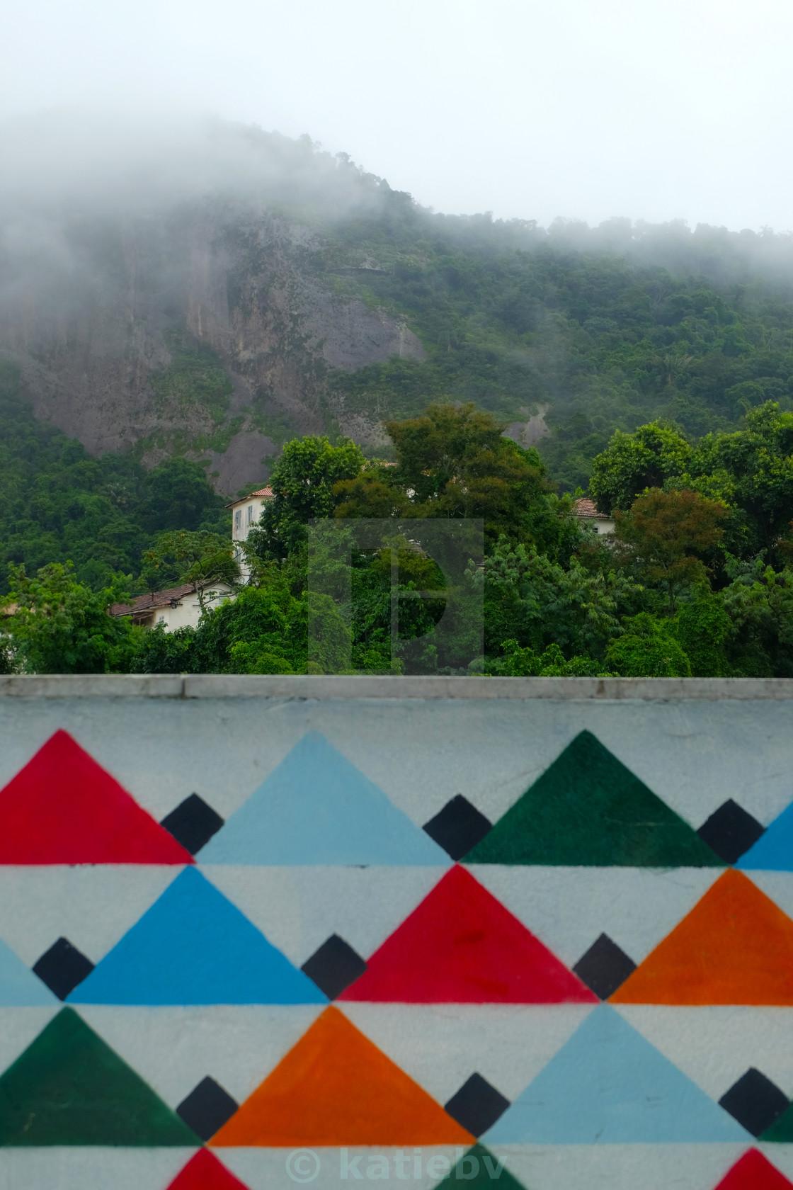 """Brazilian Rainforest"" stock image"