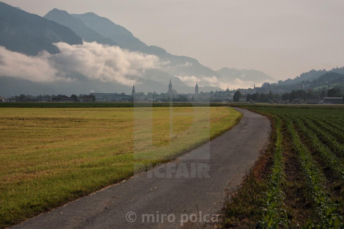 """bike path"" stock image"