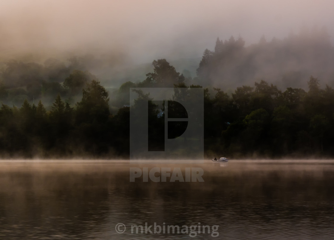"""""""Early Morning"""" stock image"""