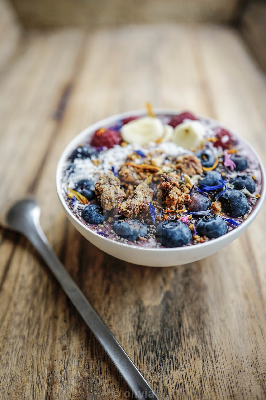 """acas breakfast bowl"" stock image"