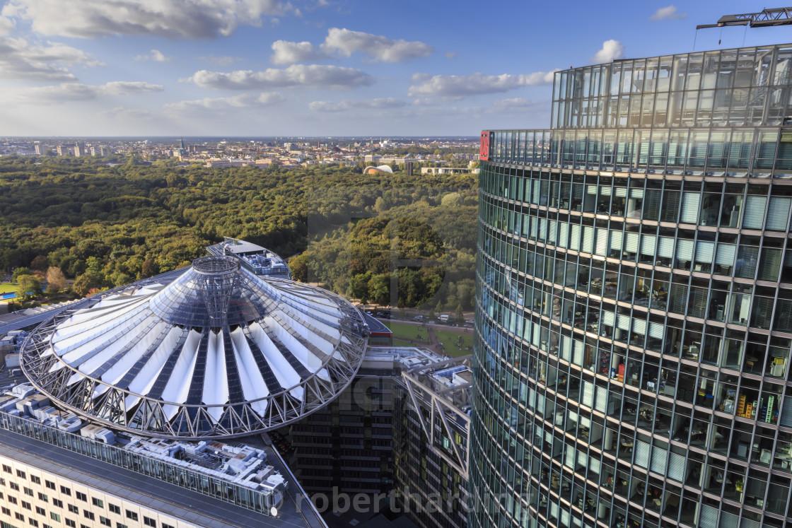 Panorama punkt berlin