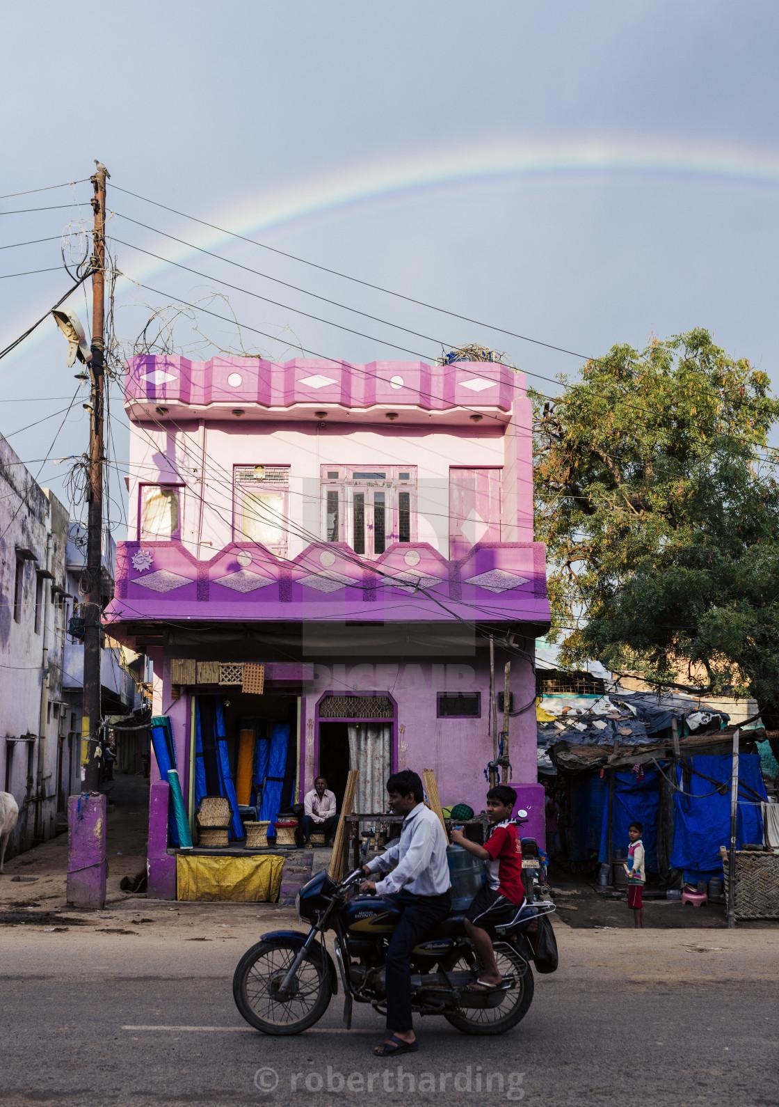 """Mathura, Uttar Pradesh, India, Asia"" stock image"