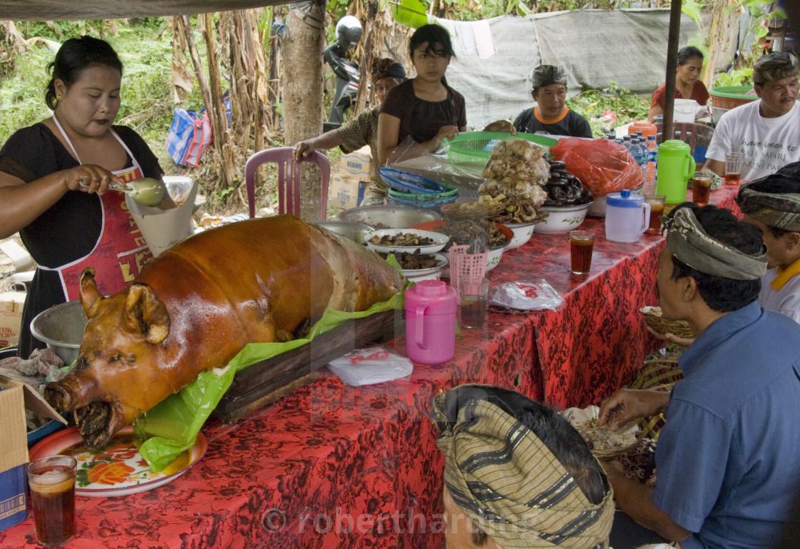 83+ Gambar Babi Guling Di Denpasar