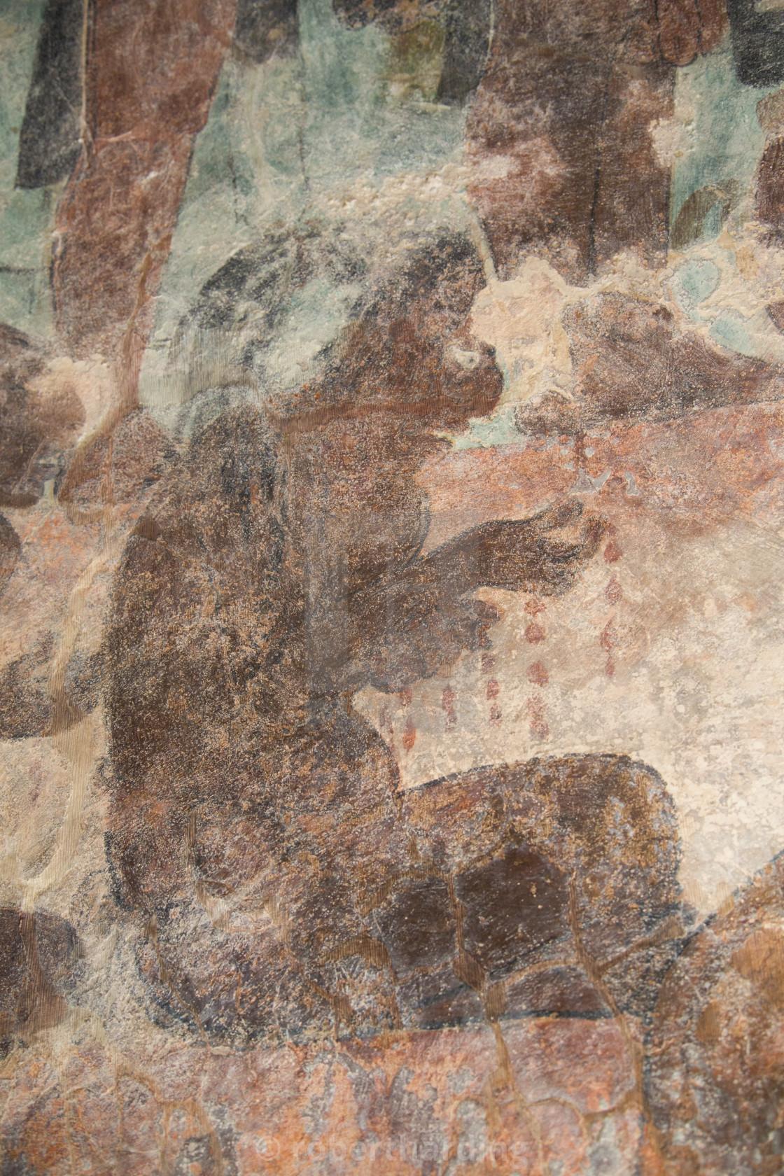 Bonampak Murals Room 2