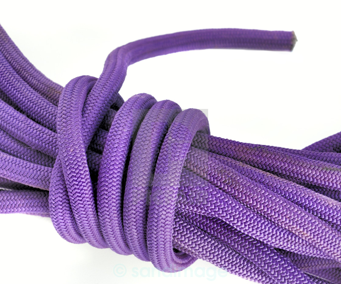 """""""rope for climbing"""" stock image"""