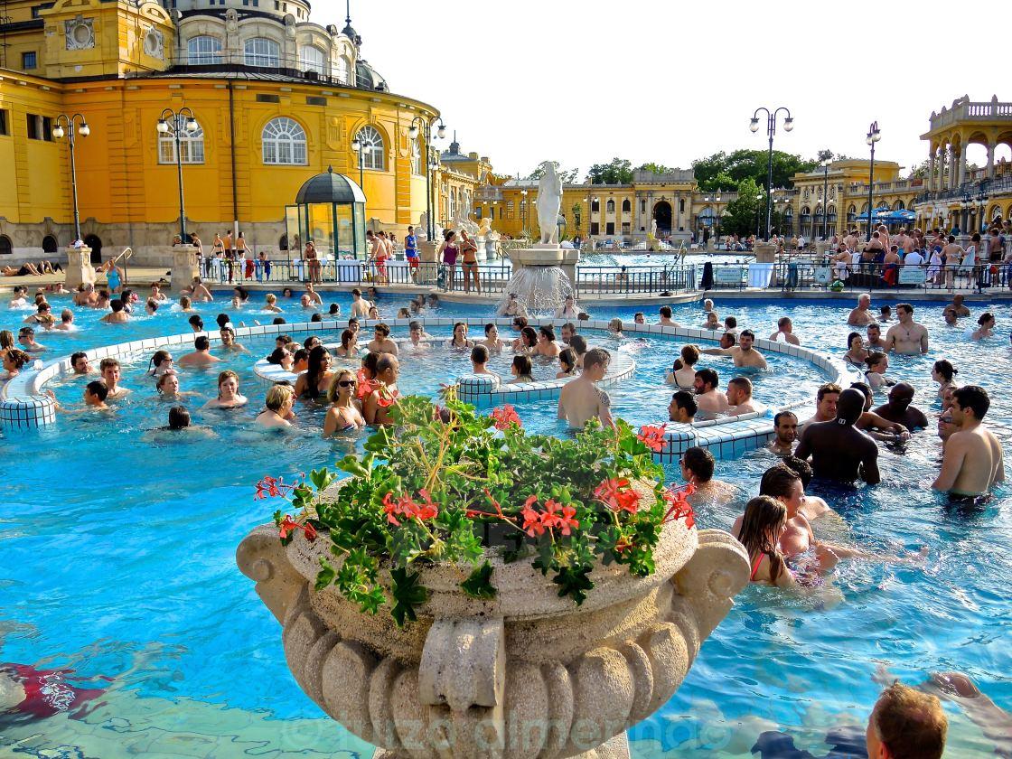 szechenyi thermal baths\