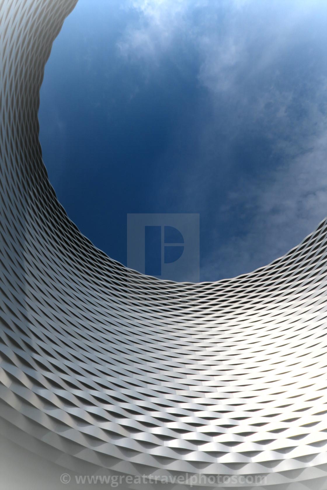 """Sky Blue II"" stock image"