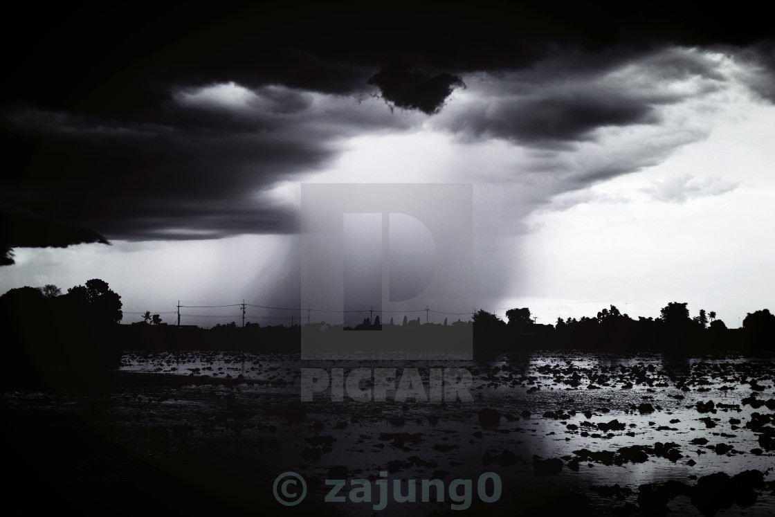 """raining 