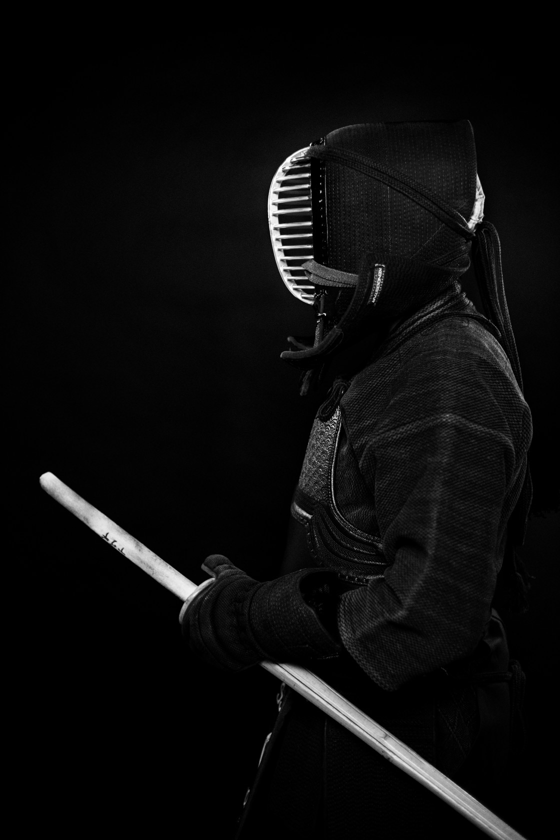 """Kendo Master"" stock image"