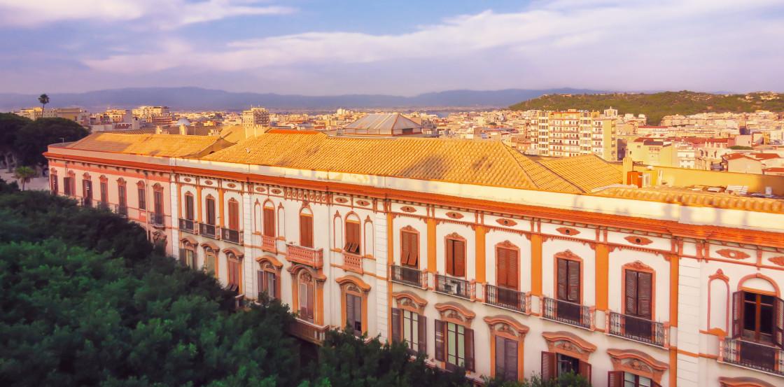 """""""Cagliari"""" stock image"""