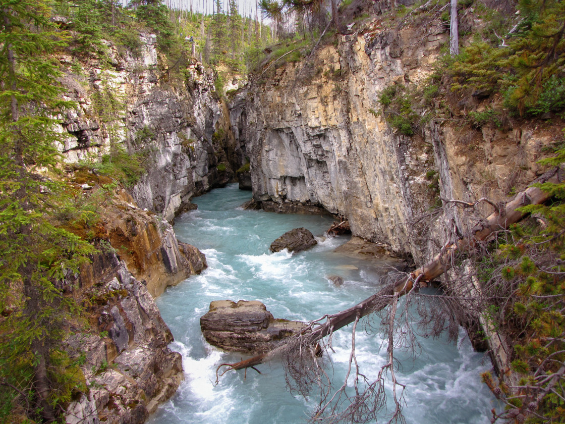 """""""Marble Canyon river"""" stock image"""