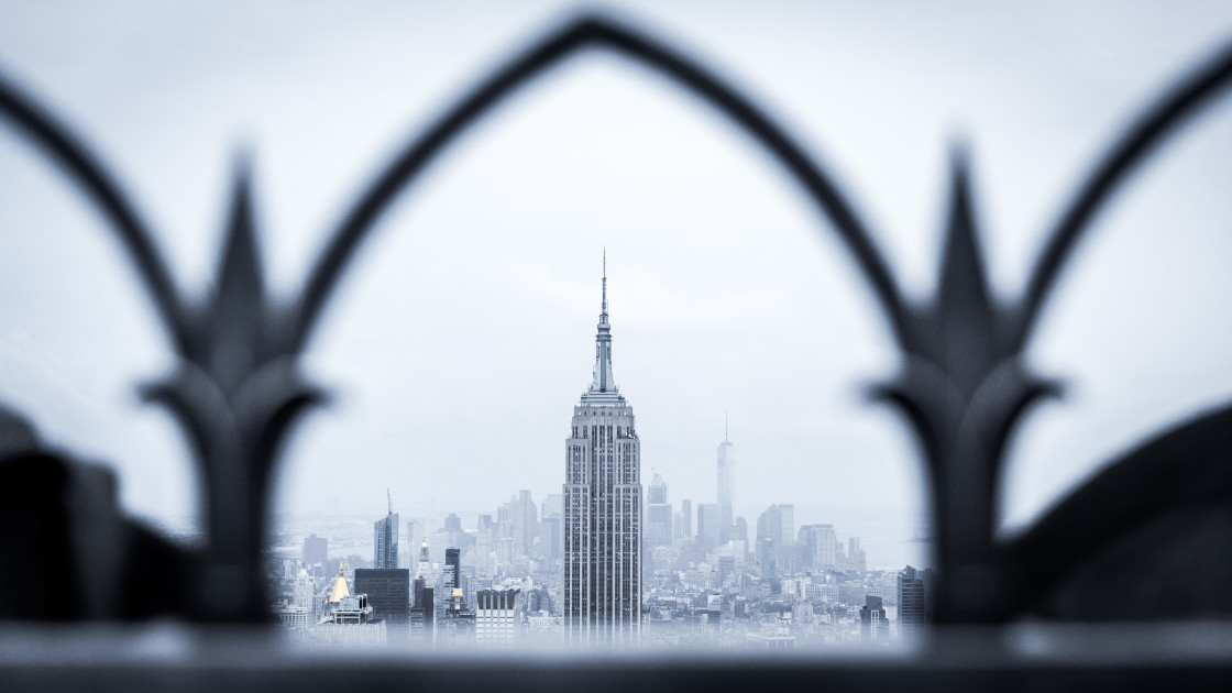 """Empire State of Mind"" stock image"