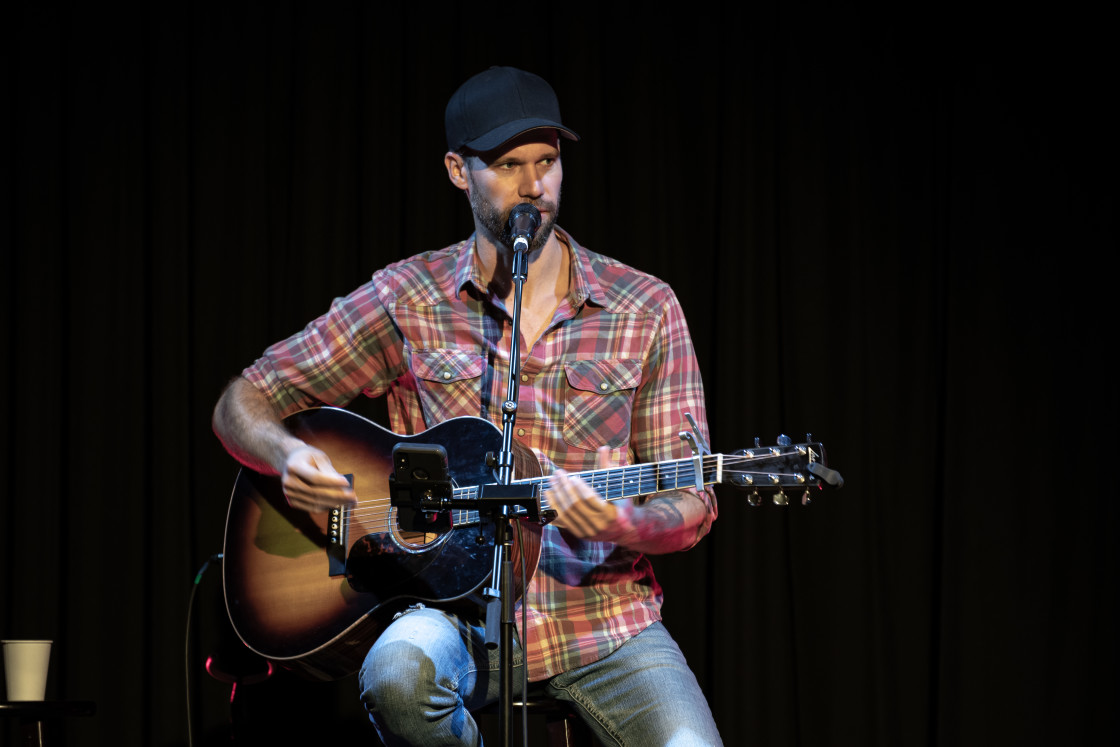 """""""Chad Brownlee"""" stock image"""